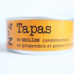 TAPAS Moules Hong Kong