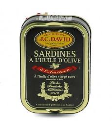 sardines JC DAVID M&C Asia